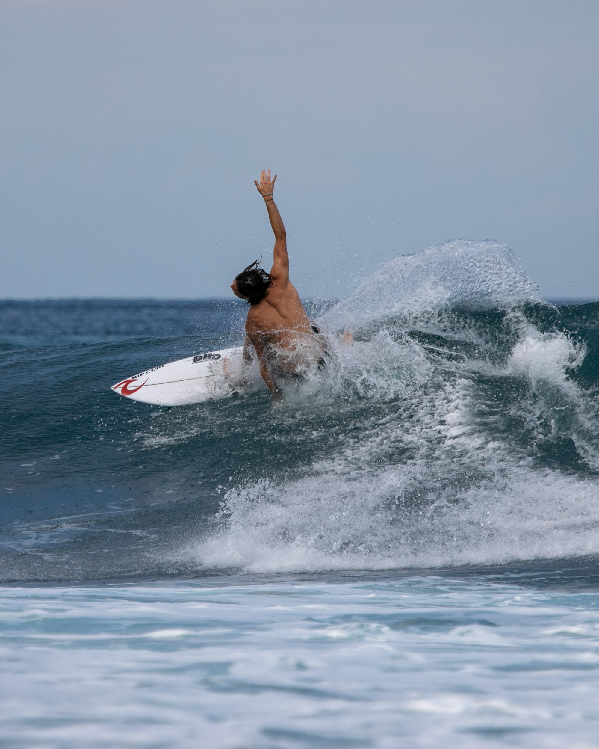 Surf, Ocean and Lifestyle Workshop at Keramas Bali - Kat Nielsen