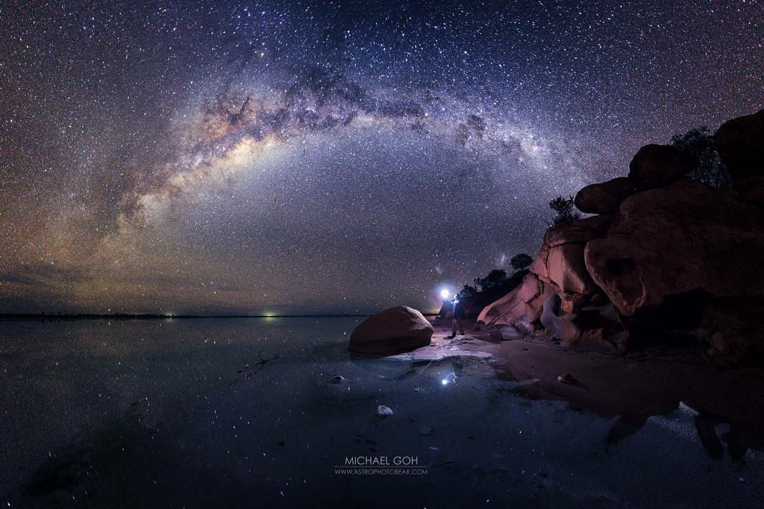 1Michael Goh Perth Landscape and Astrophotographer Photographer