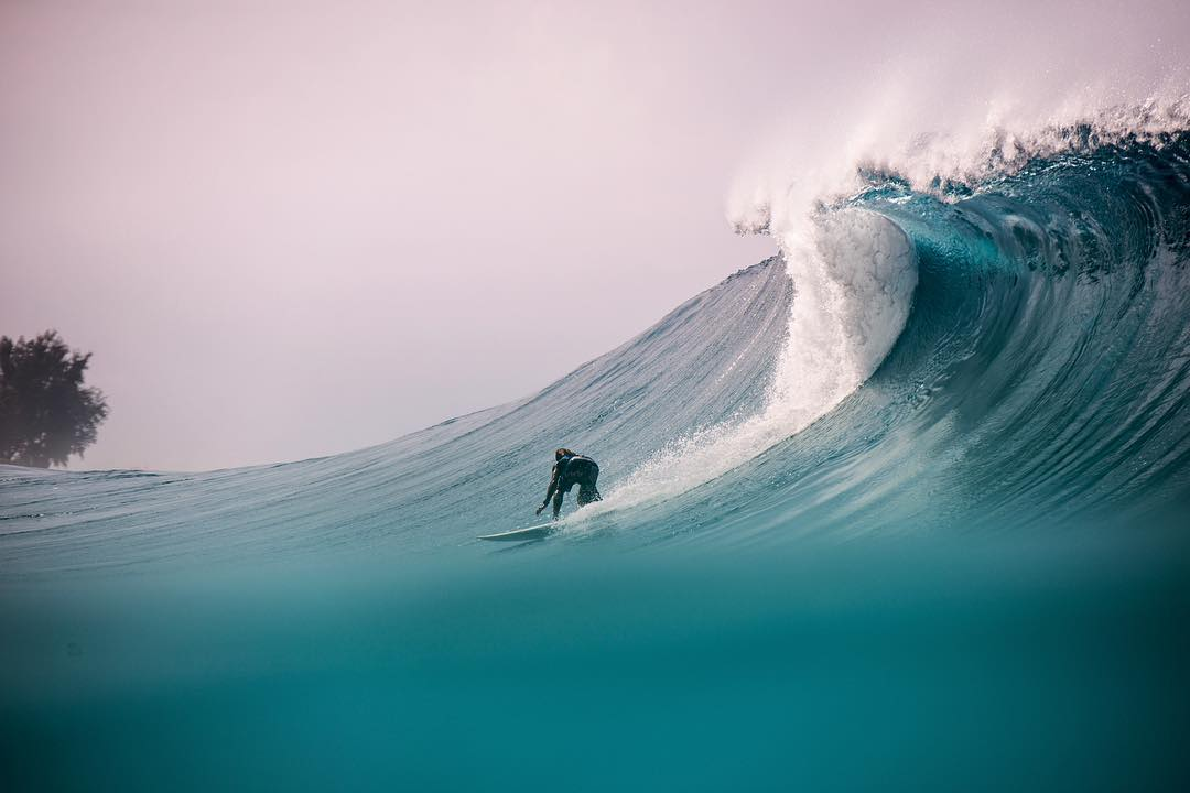 Interview with Surf Photographer Maria Fernanda