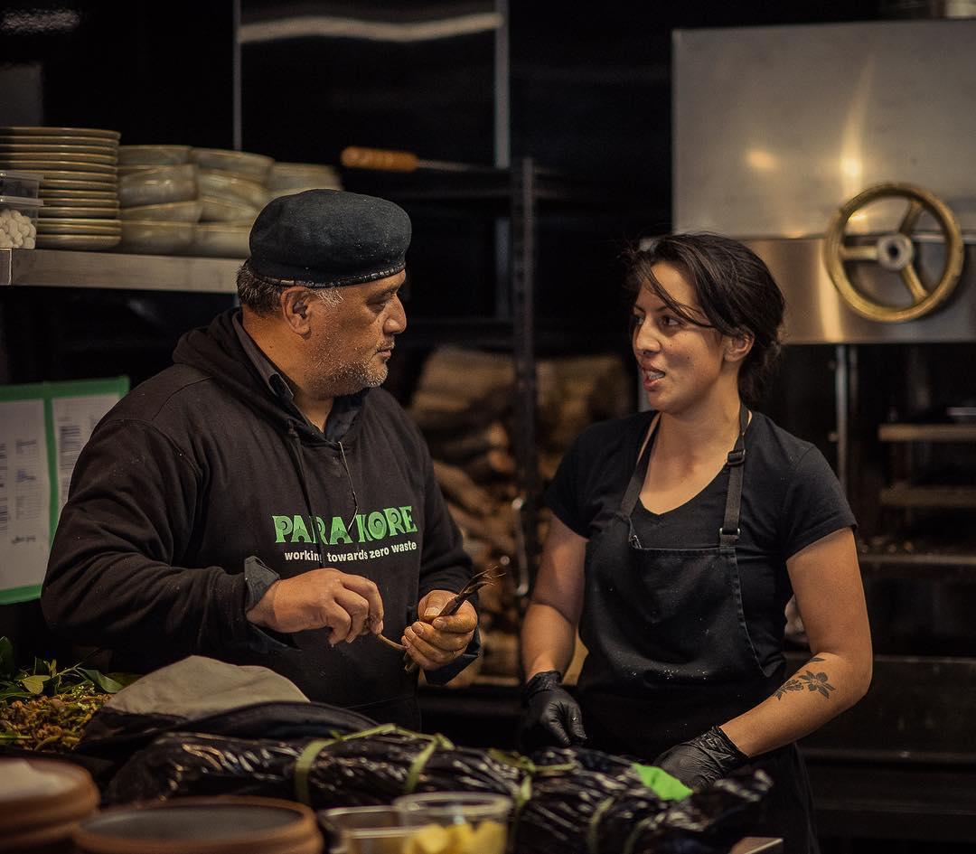 Hiakai With Monique Fiso Showcasing Maori Cuisine