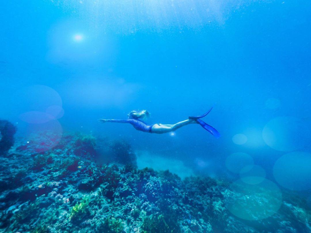 Female Ocean Photographer Larisa Cevallos