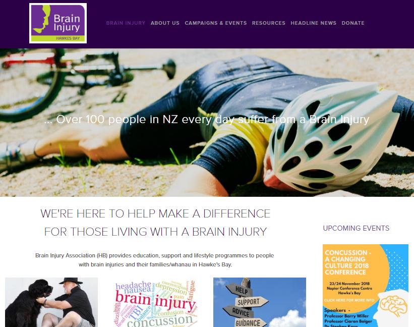 Brain Injury Association Hawke's Bay