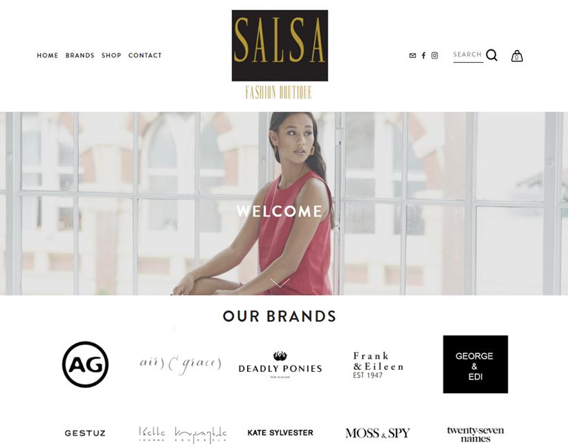 Salsa Fashion Boutique