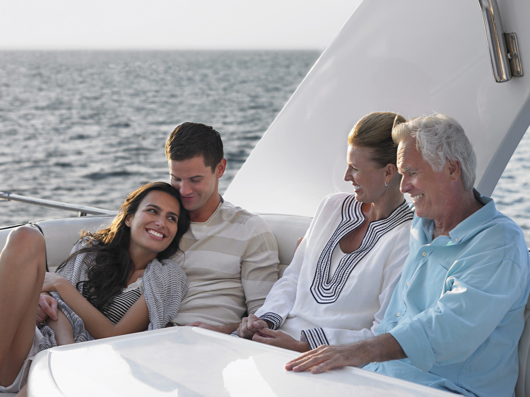 Give away usage rights - As an alternative to yacht shared ownership, remain the sole owner and just share the usage times of your yacht. The SmartYacht Club can refer you to some exclusive club members who will pay to use your yacht.