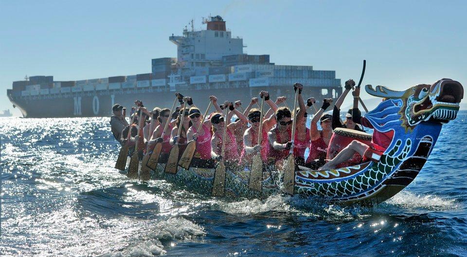 Dragonboating & Rafting -