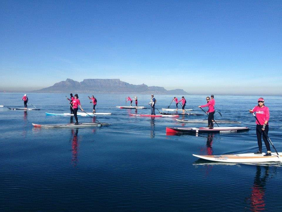 Stand Up Paddleboarding (SUP) -