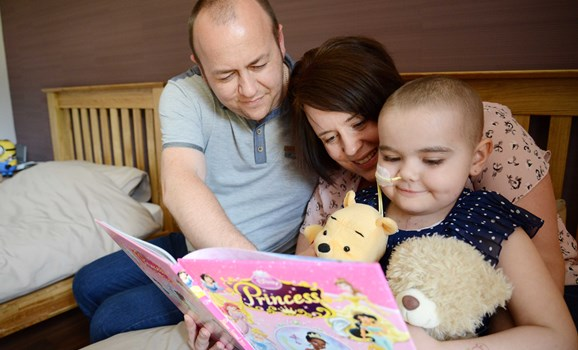 THE SICK CHILDREN'S TRUST - Providing free, high-quality 'Home from Home' accommodation for families with sick children in hospital. They believe every family with a seriously ill child should be able to stay together.