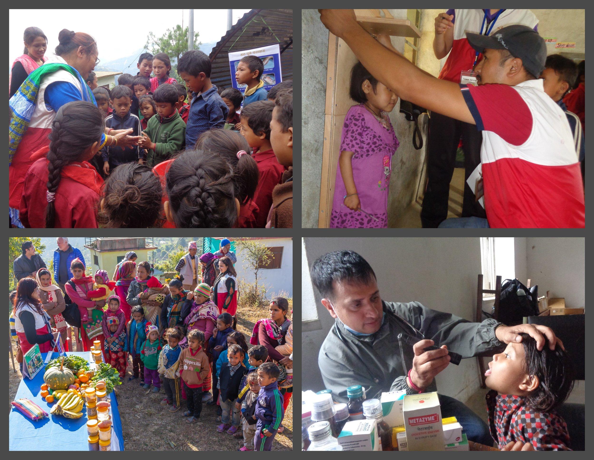 The Sisterhood Nepal Youth Foundation