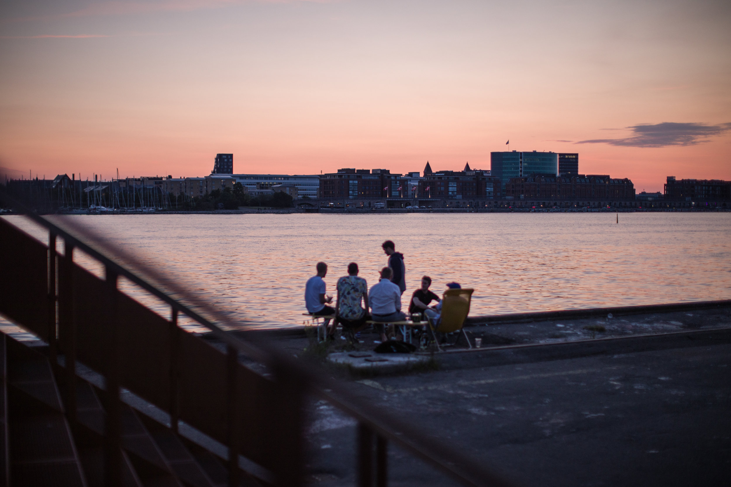 Join a community - The past = me. The future = we.In CPH Village, you will meet and hang out with people from diverse backgrounds.Our community events include long-table dinners, talks, mini concerts and much more.