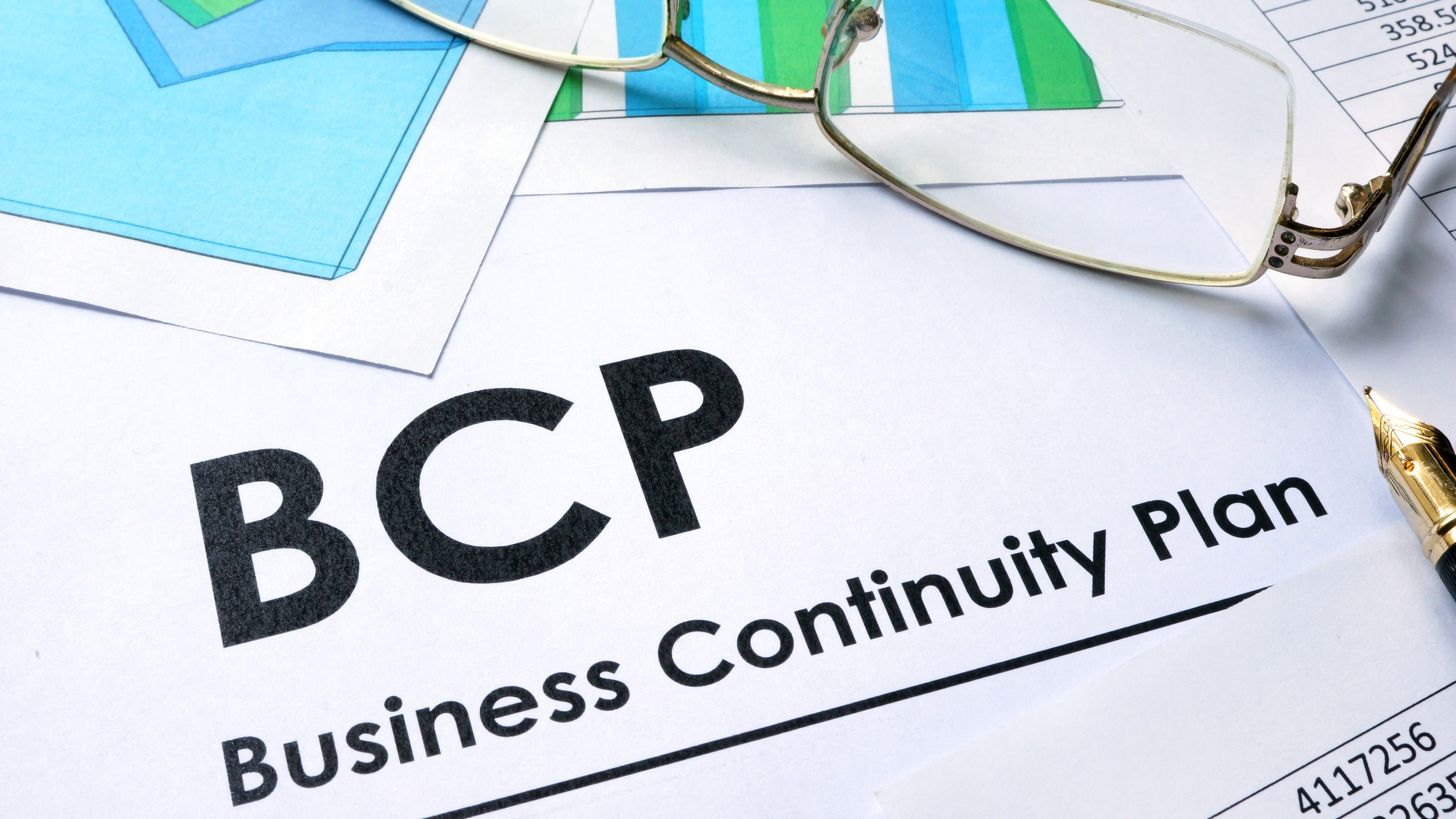 Business Continuity Planning (BCP) - A strategy through the recognition of threats and risks facing a company, with an eye to ensure that personnel and assets are protected and able to function in the event of a disaster.