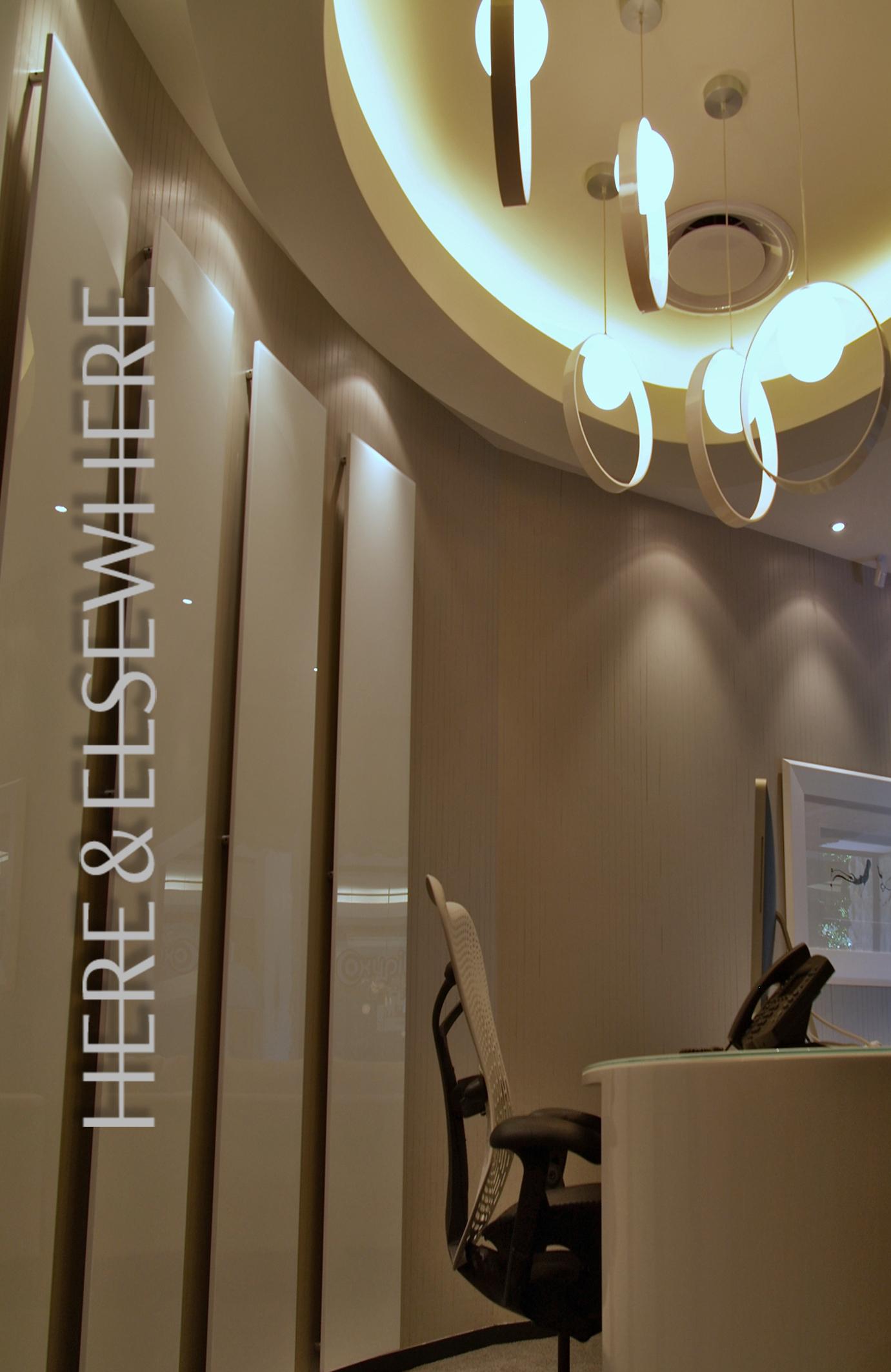 Corporate Interior Design -
