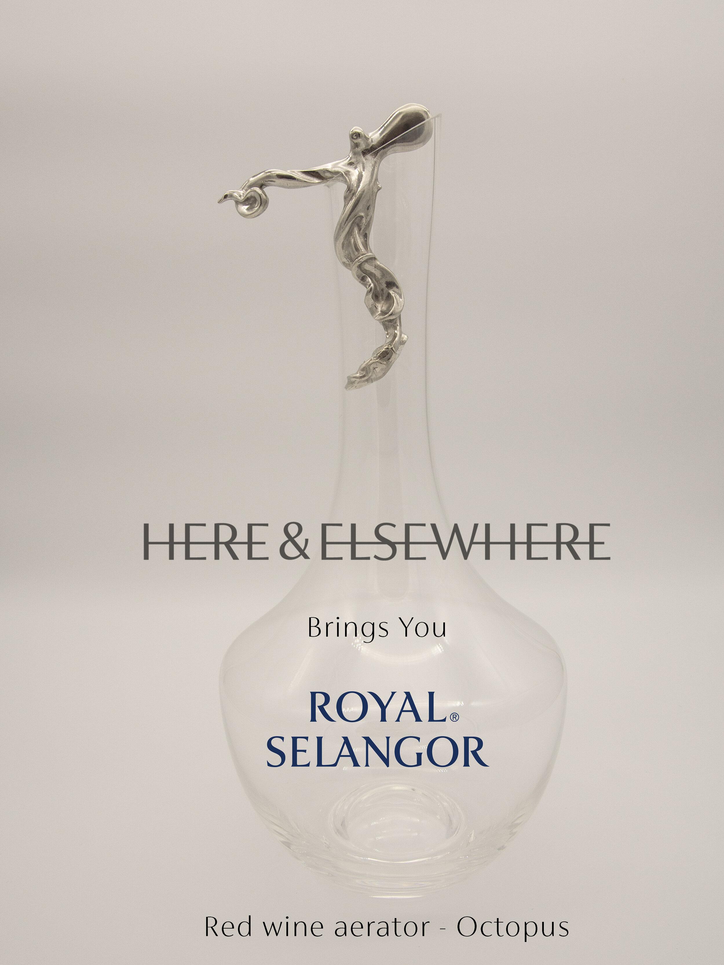 Bacchus Royal Selangor Pourer