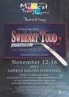 Sweeny Todd (YG) - November 2012