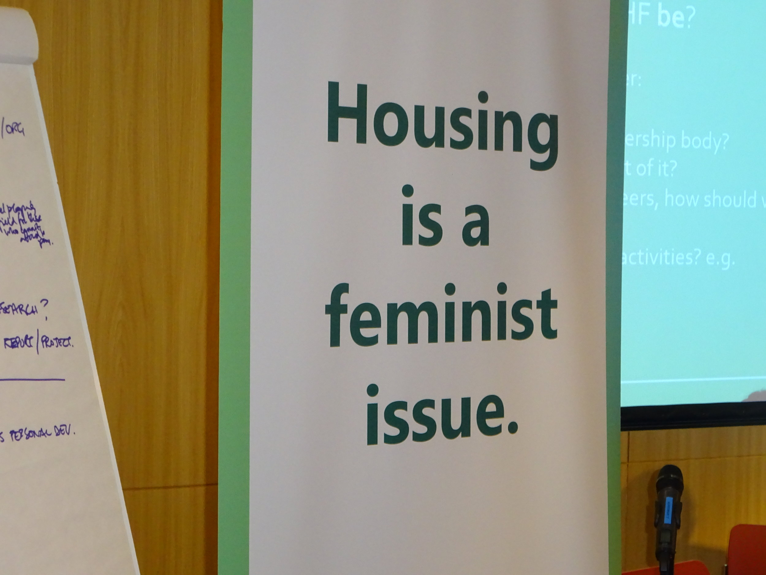 Our Mission - The Women's Housing Forum strives to raise awareness of the links between women's housing needs and gender inequality.We encourage social housing providers and wider society to work together to tackle these issues.