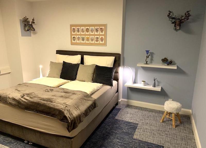 Ferienwohnung BUSINESS - 66 m² bis 2 Gäste