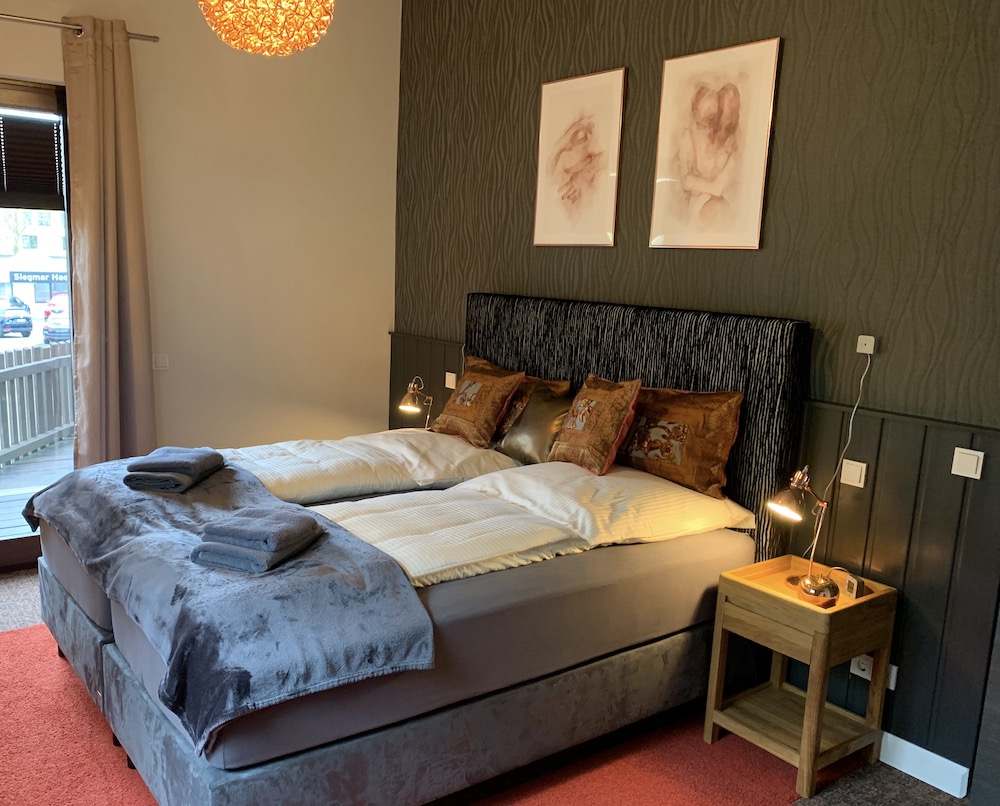 Ferienwohnung hochdahl - 100 m² bis 4 Gäste