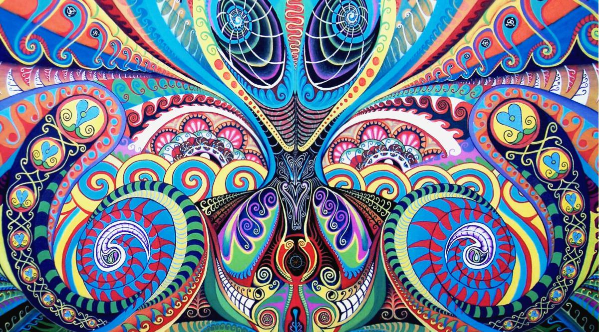 A Series of DMT Journeys and a Spiritual Crisis — DMT Times