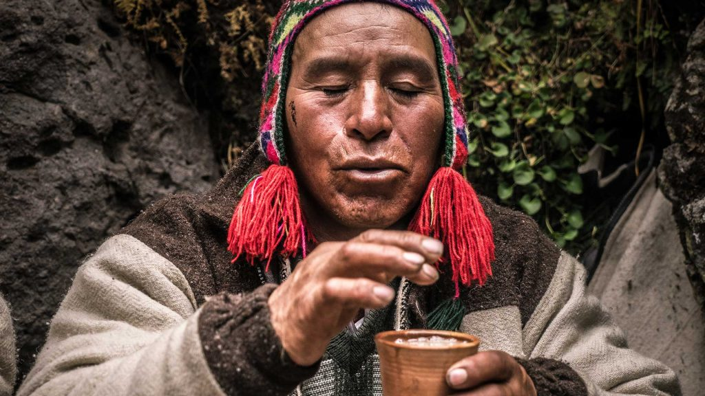 Peruvian-Shaman