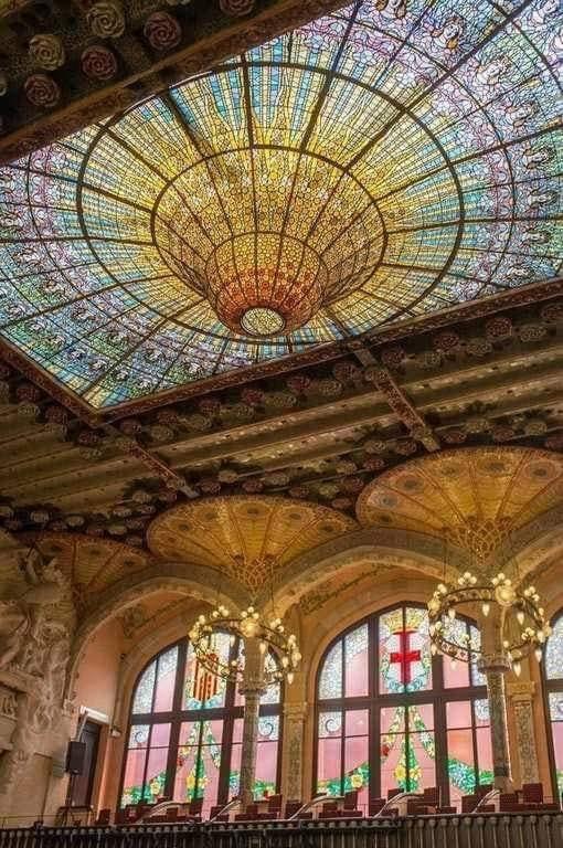 Palazzo della Musica Barcelona