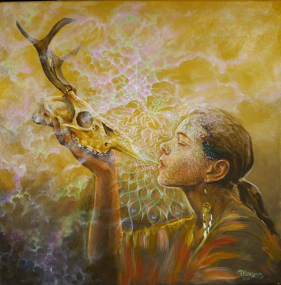 'Chakaruna Tobacco' by Tatiana Kiselyova