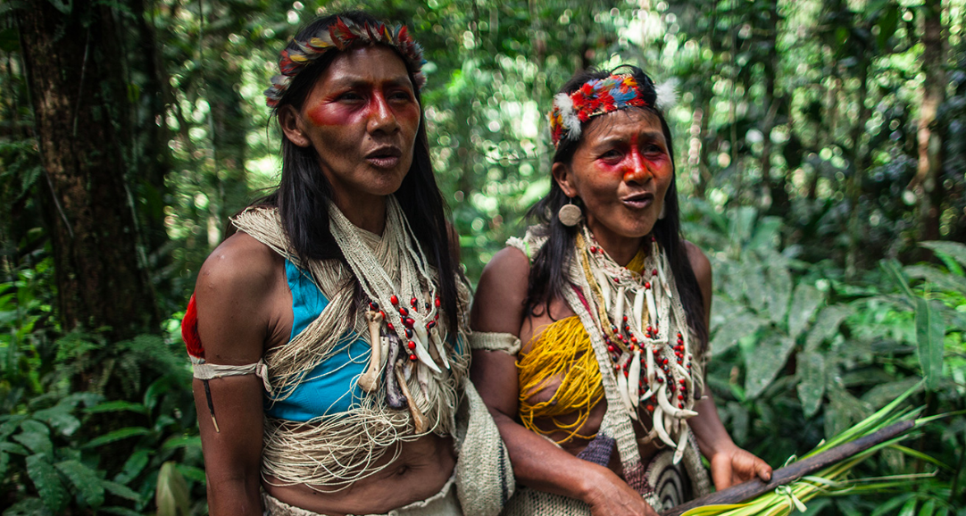 Waorani Tribe