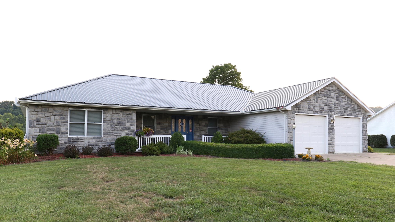 Our Zanesville home