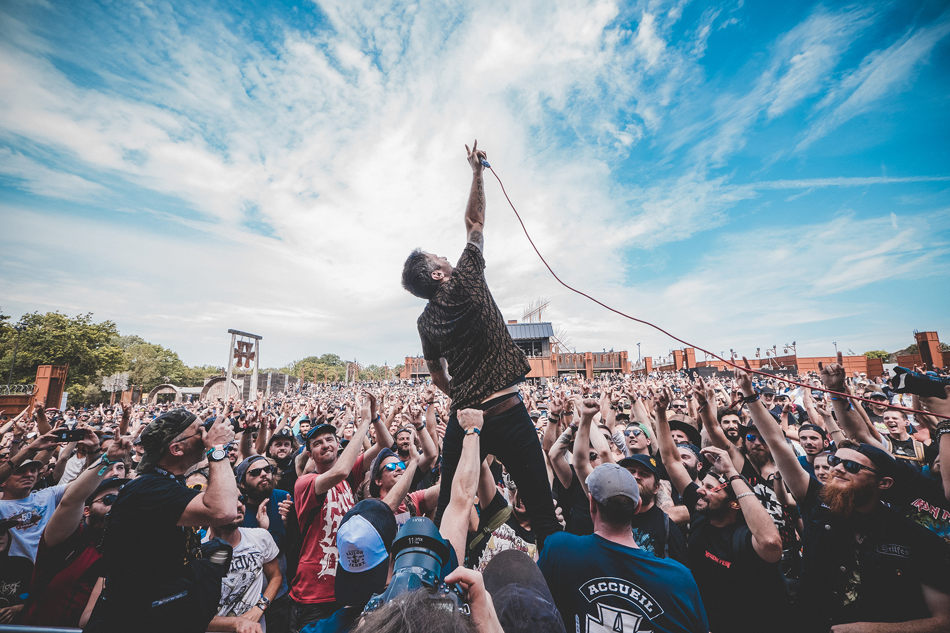 TARLD - HELLFEST OPEN AIR (FR) - 23.JUN.2019