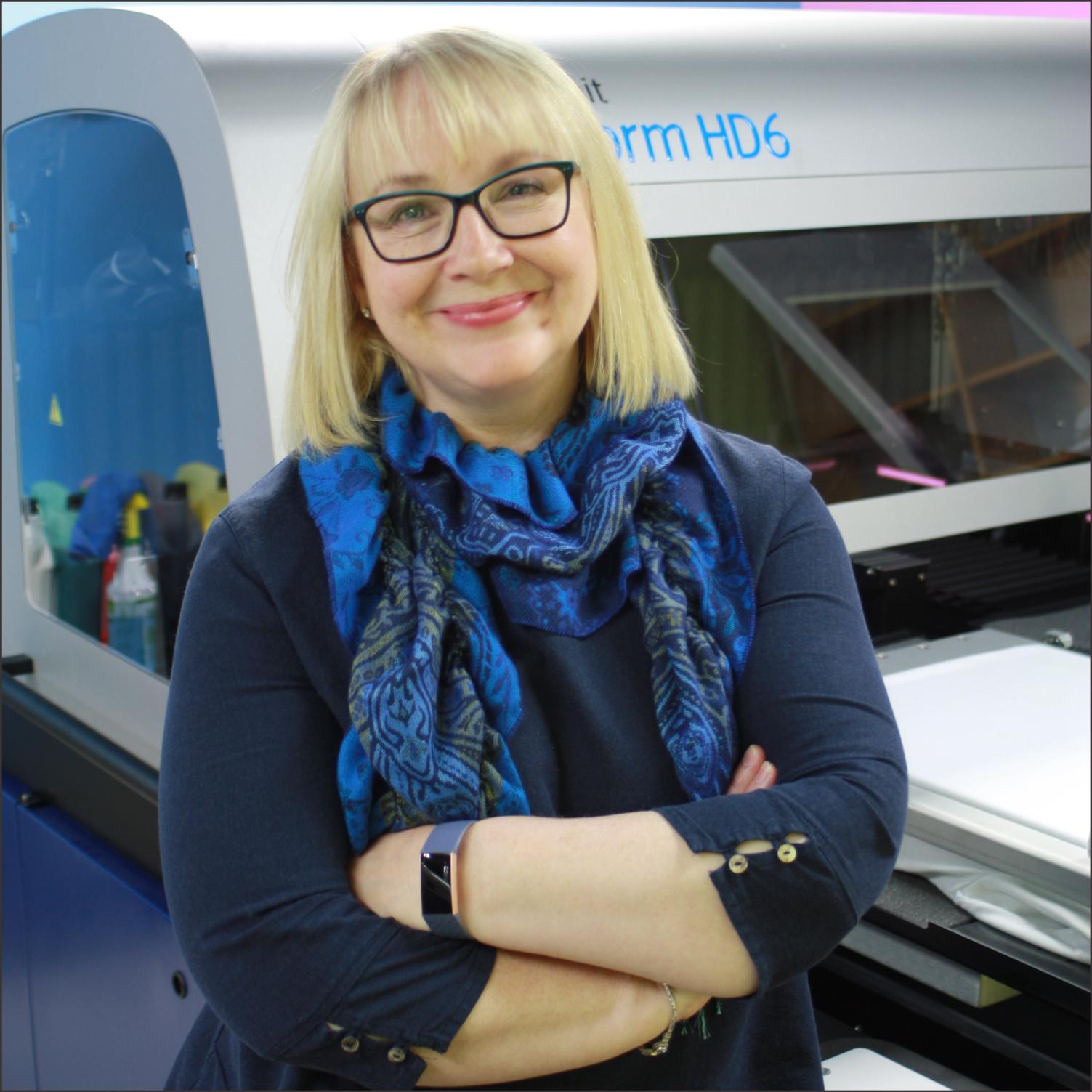 Juanita Guzzwell - Sales Consultantjuanita@imprintspec.ca