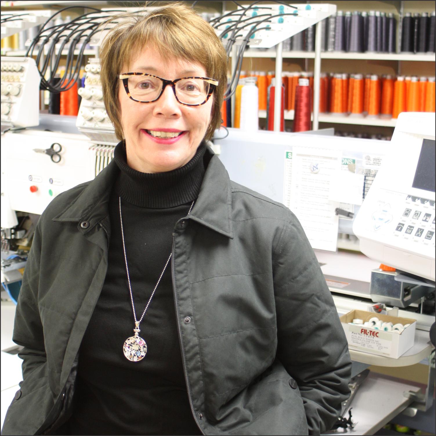 Annette Furneaux - Vice President & Sales Consultantannette@imprintspec.ca
