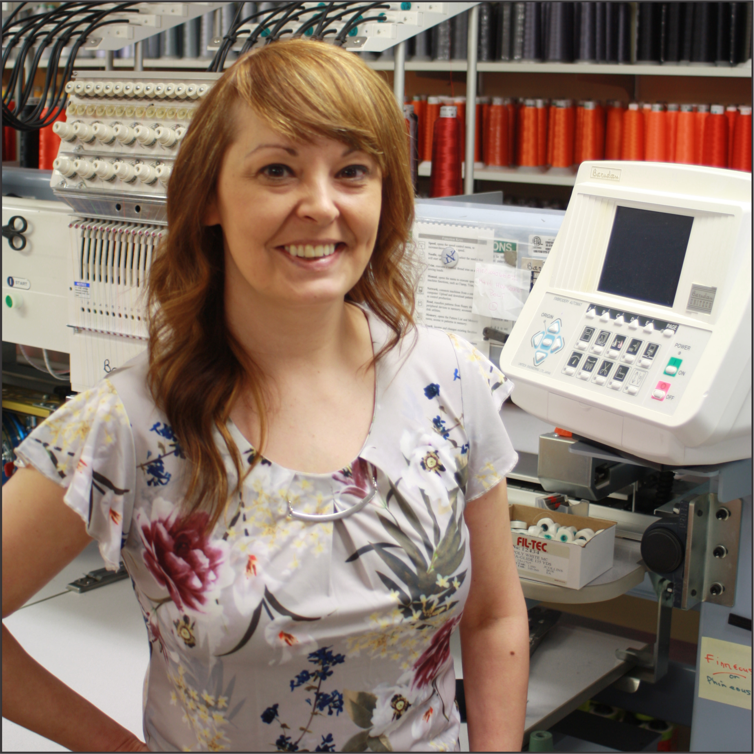 Angie Martin - Accounts Receivableangie@imprintspec.ca