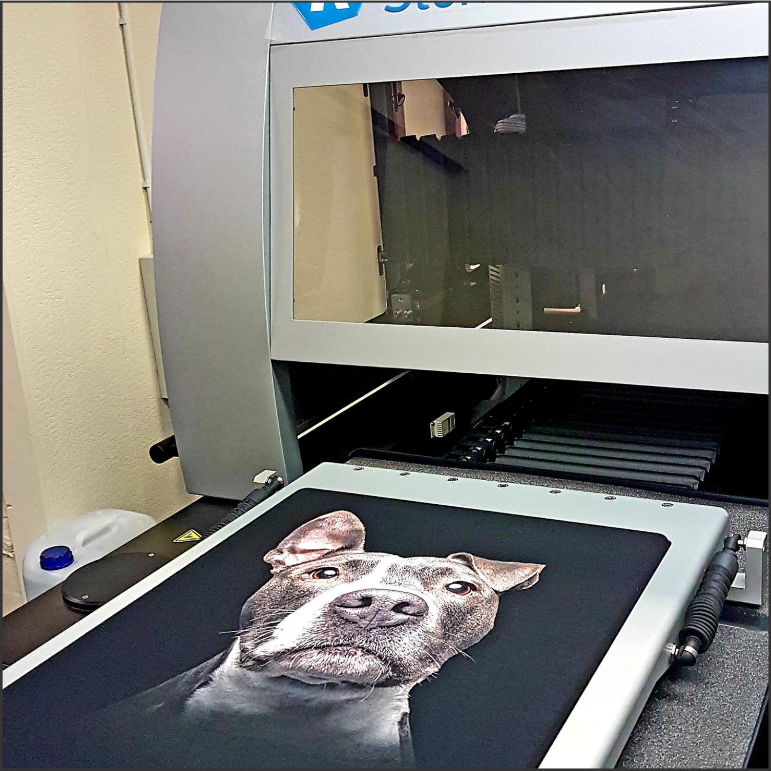 HD Direct to Garment Printing
