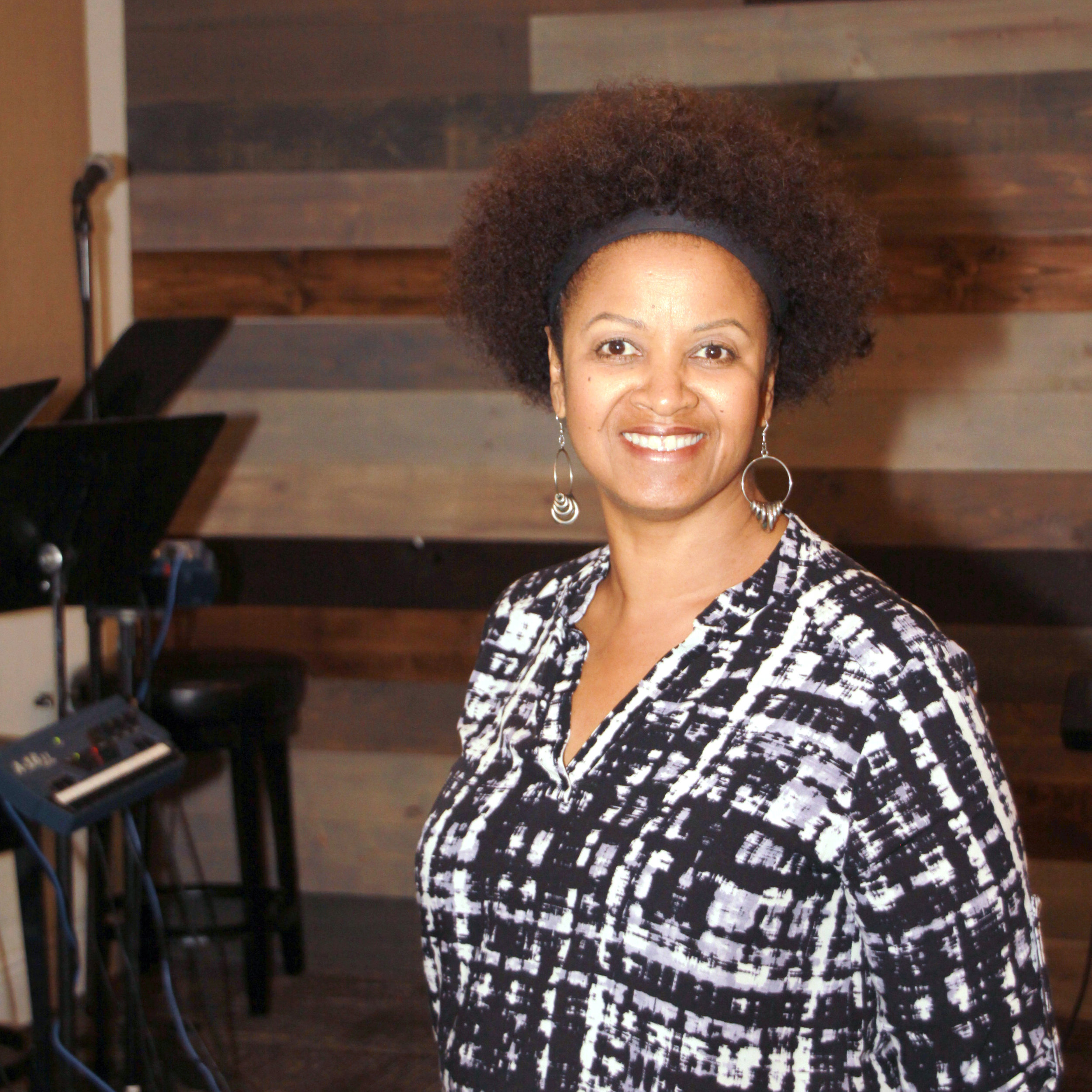 Kerry Vickers - Worship Leader, Prayer & Worship Ministry, Community Life