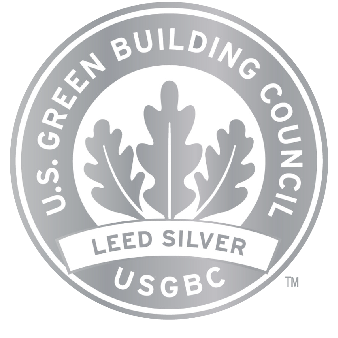 999 Peachtree | LEED Silver Logo.png