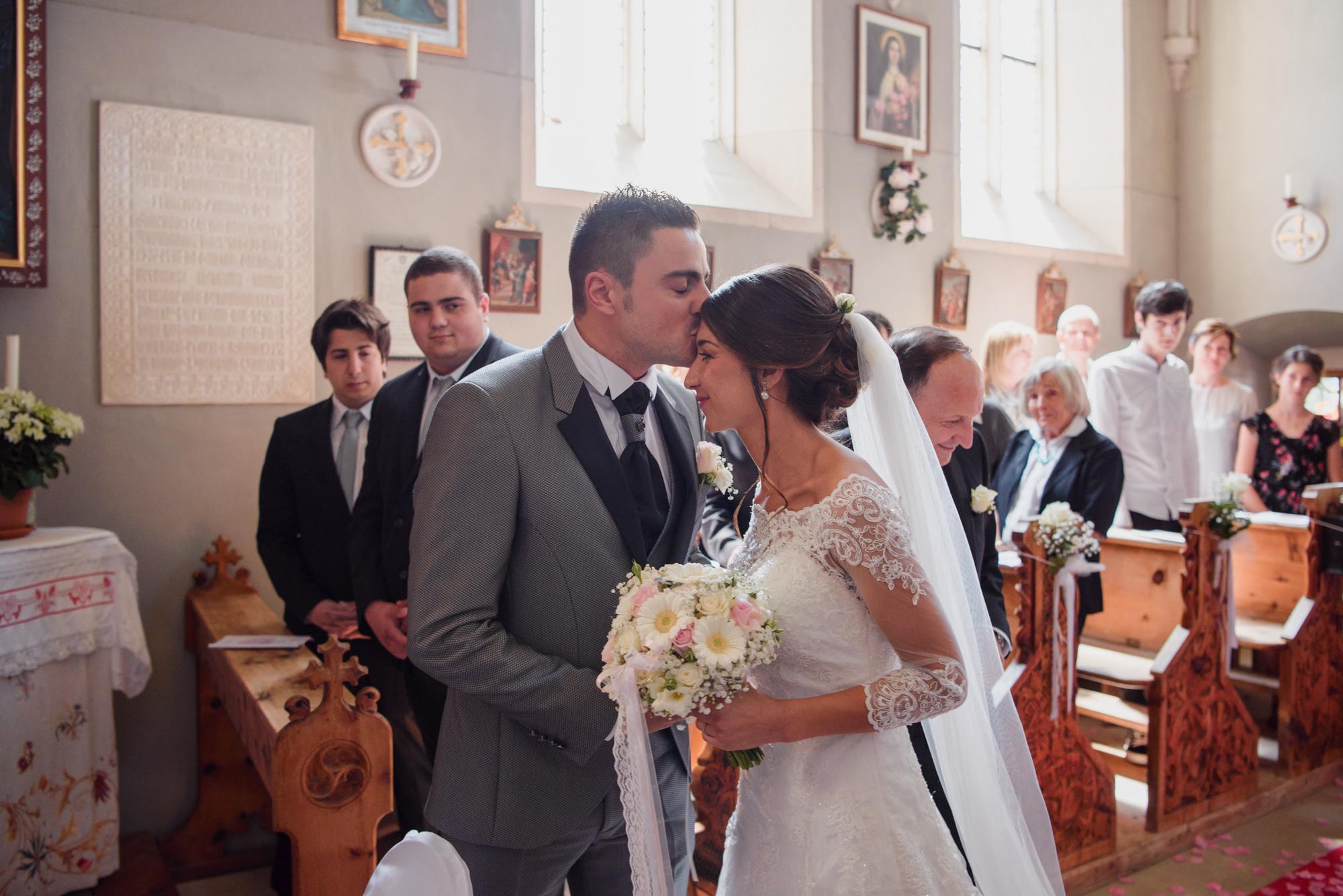 arrivo sposo