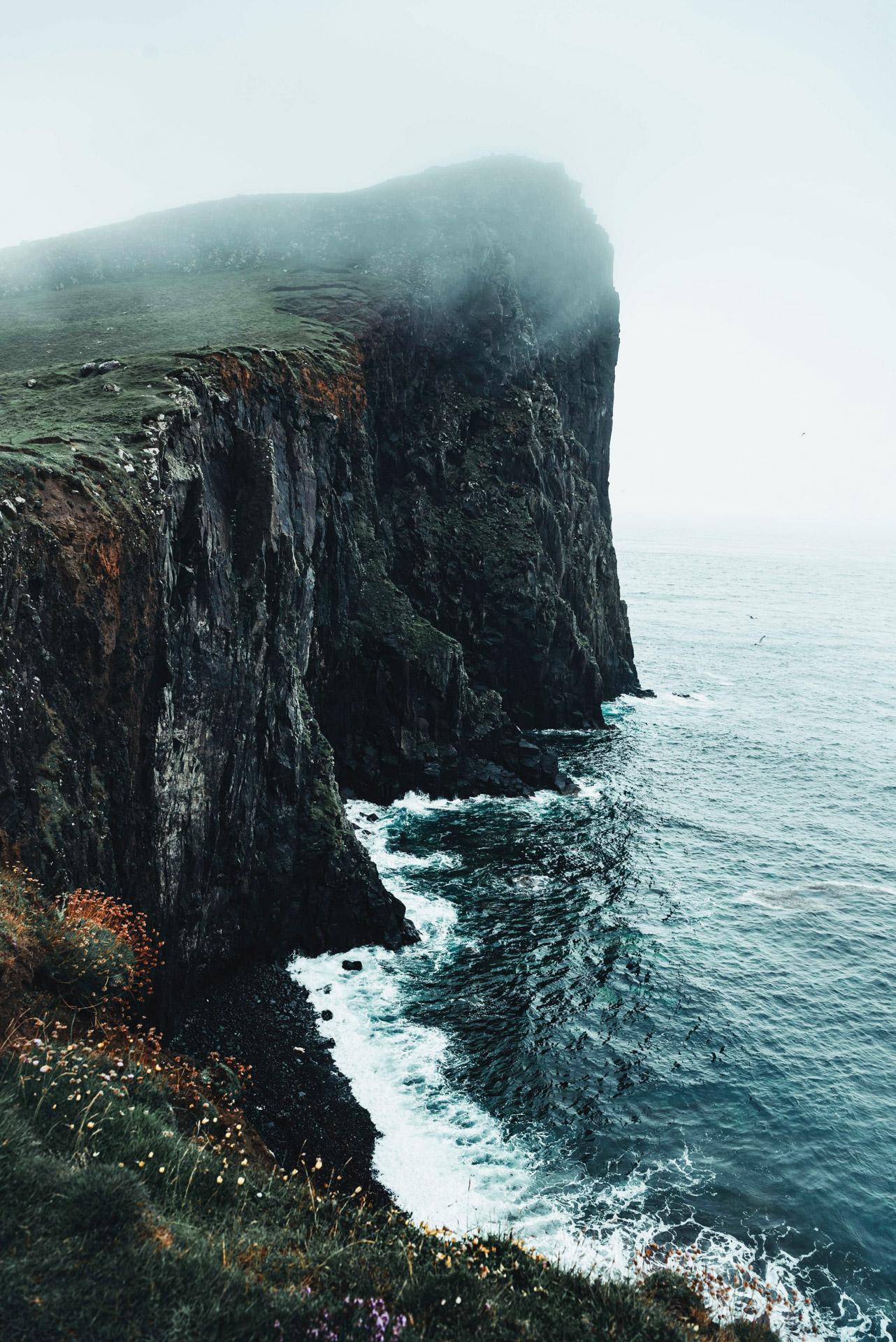 cliff neist point