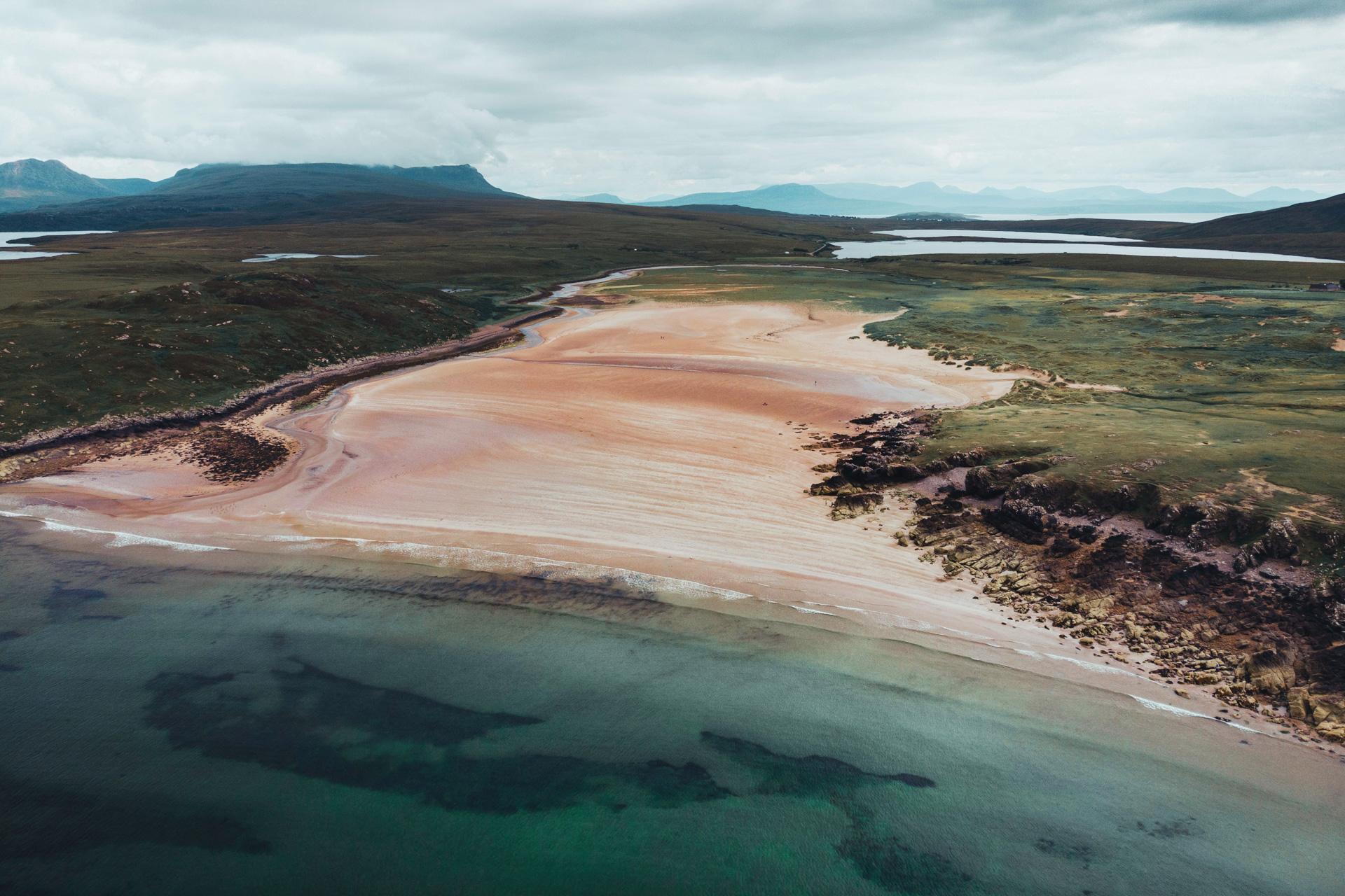 coigach beach