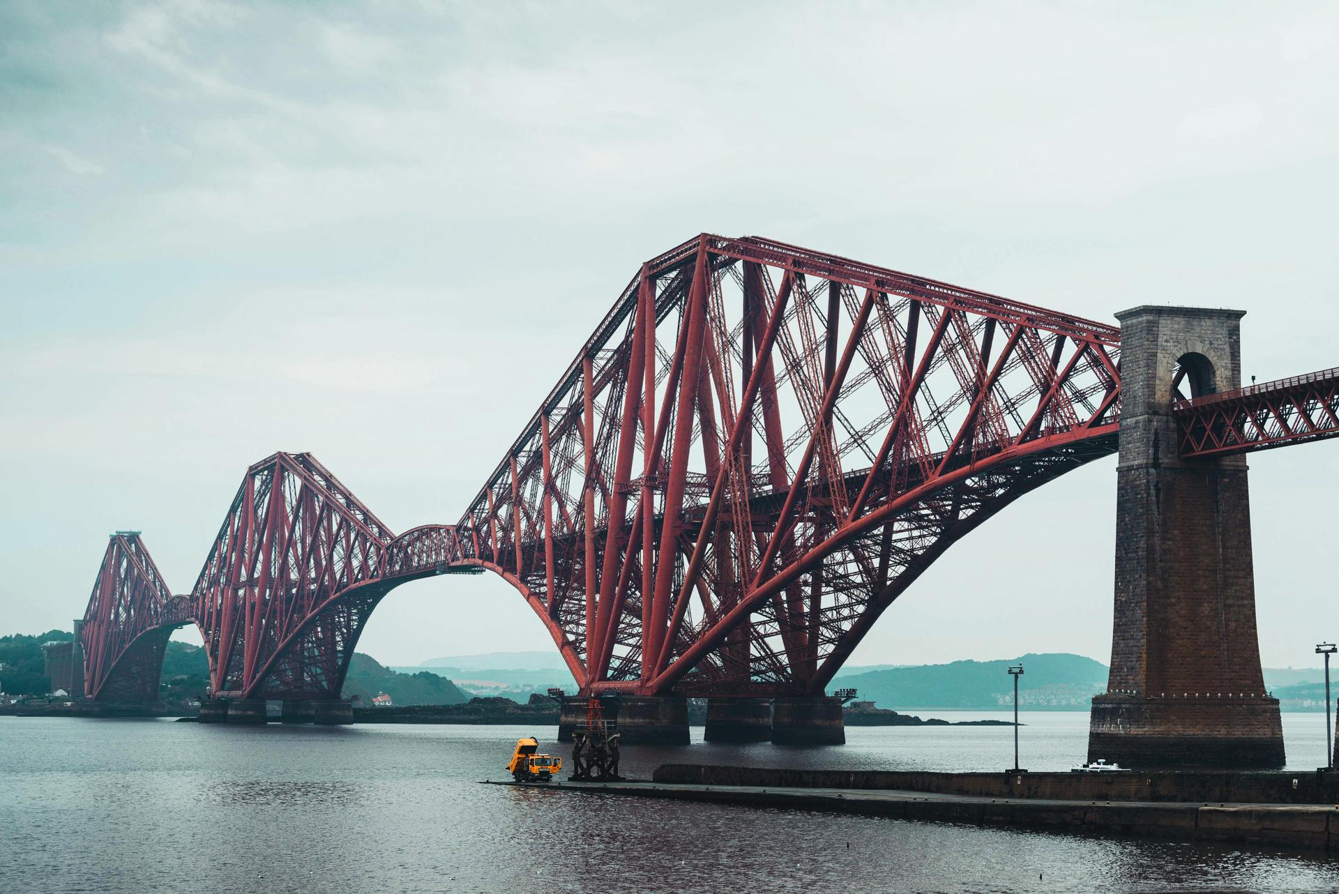 forth bridge edimburgh