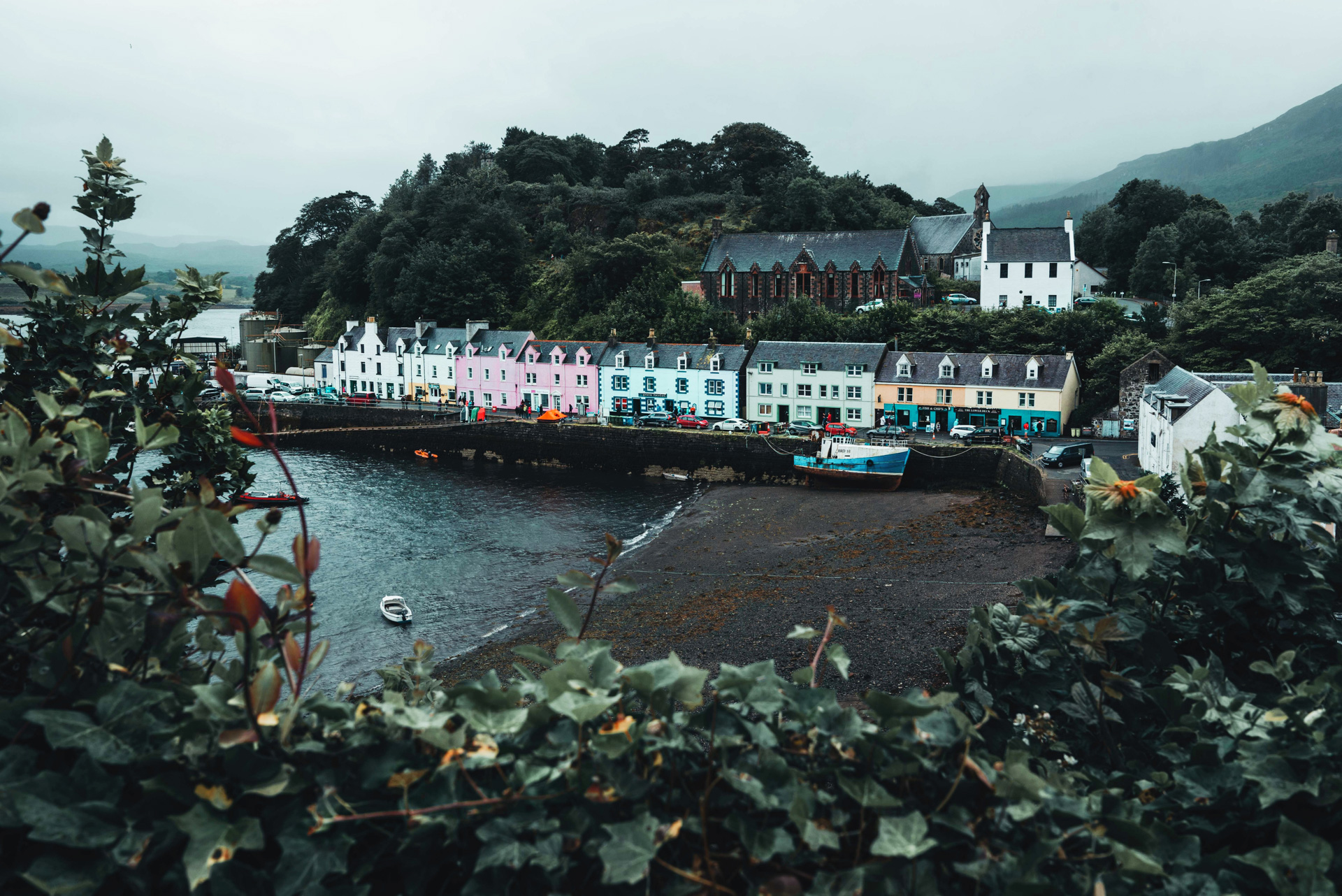 portree town