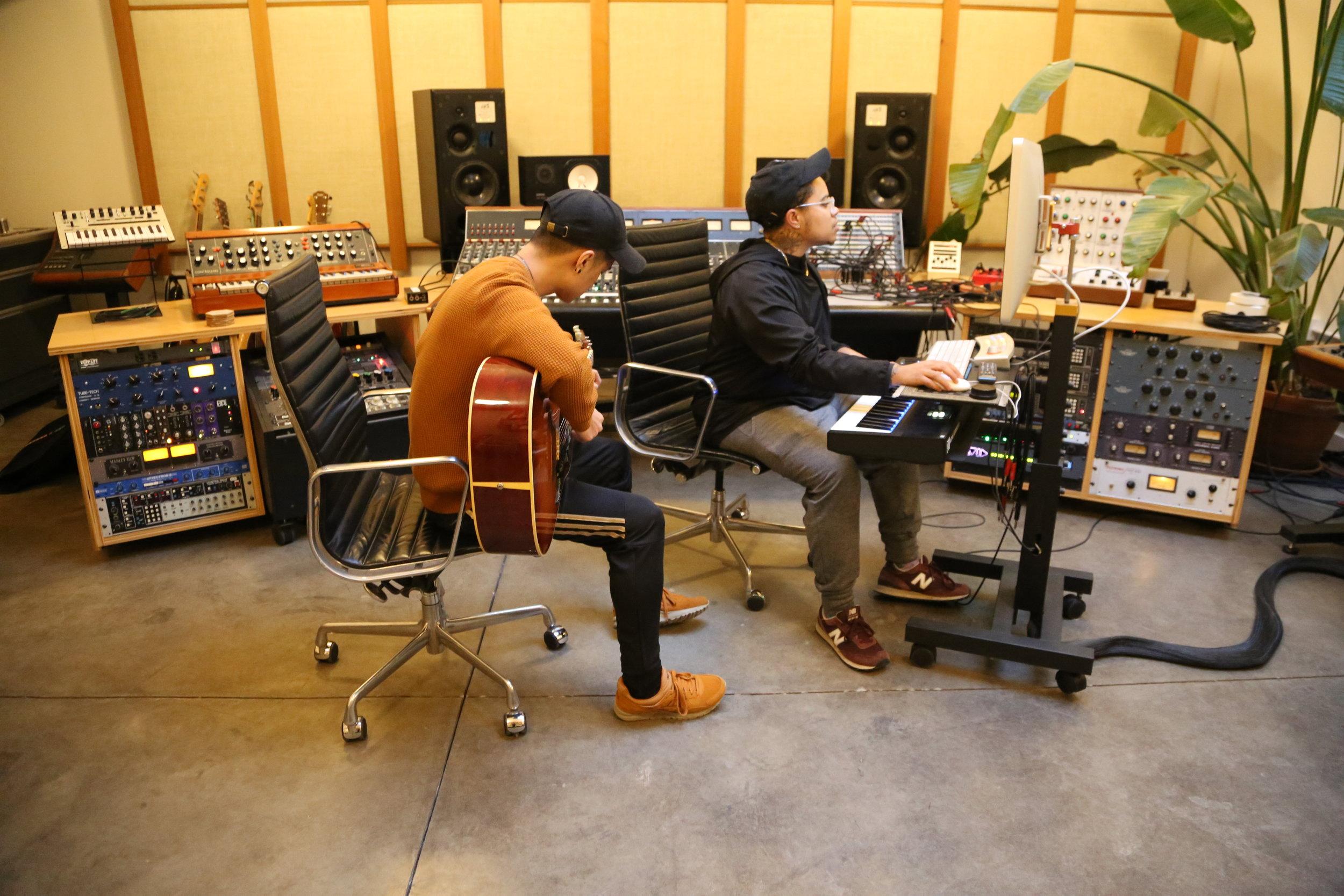 Hyperballad Recording Studio - 2019