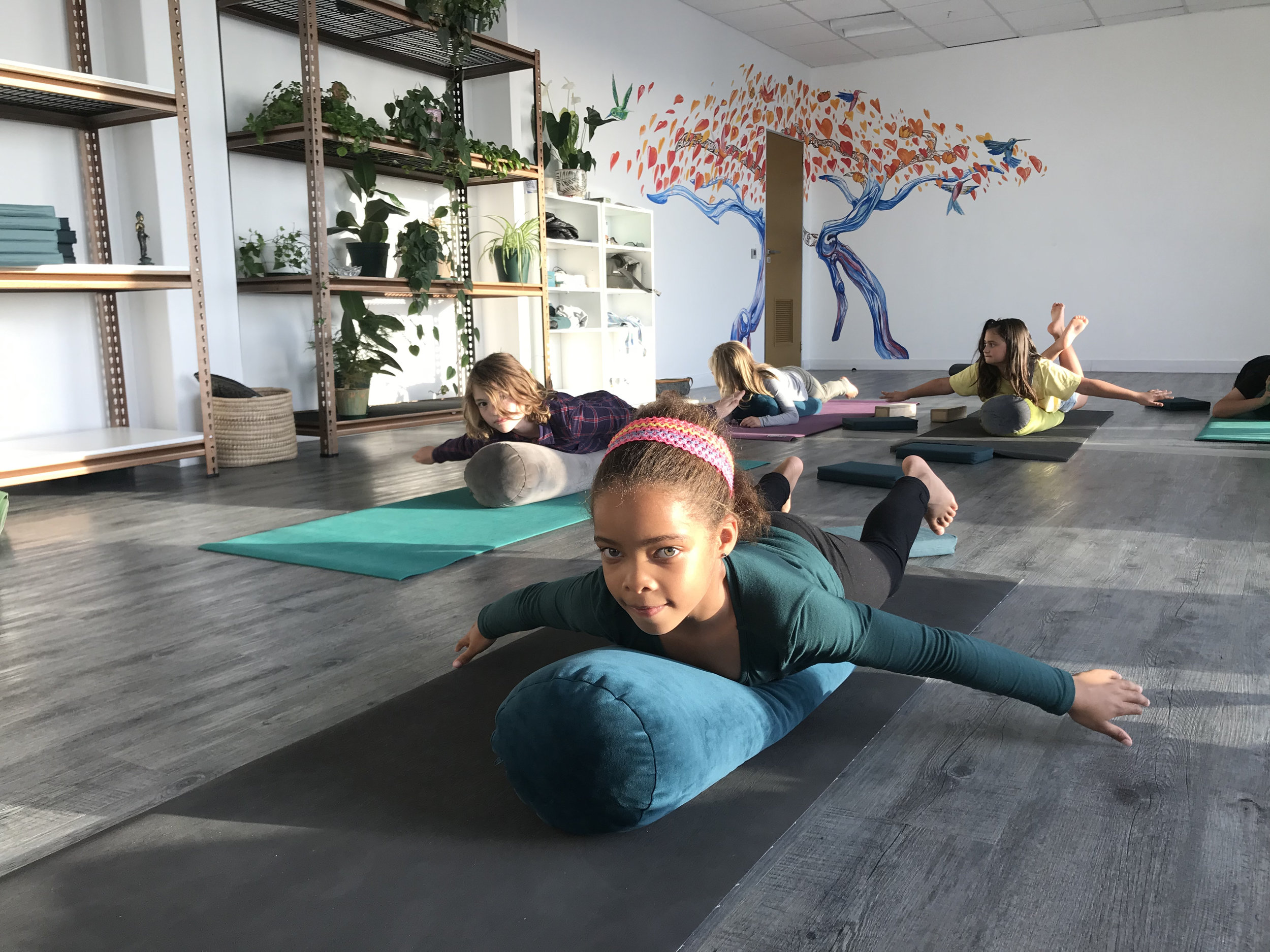 Kids Yoga Childhood Development