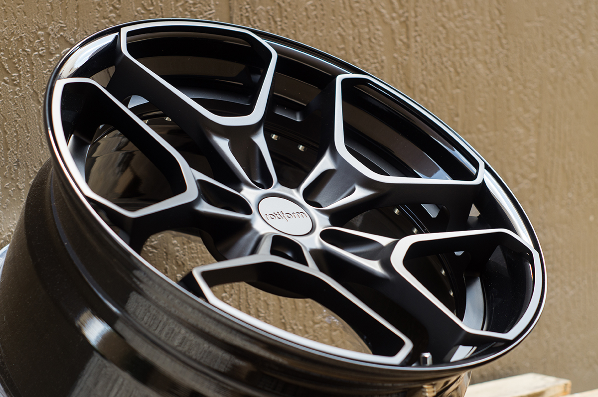 RotiForm - Forged Series