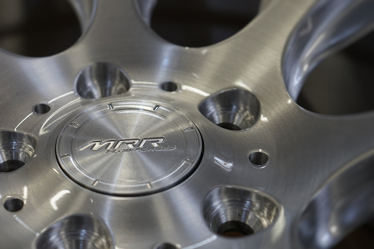 MRR - Rotary Forged Series