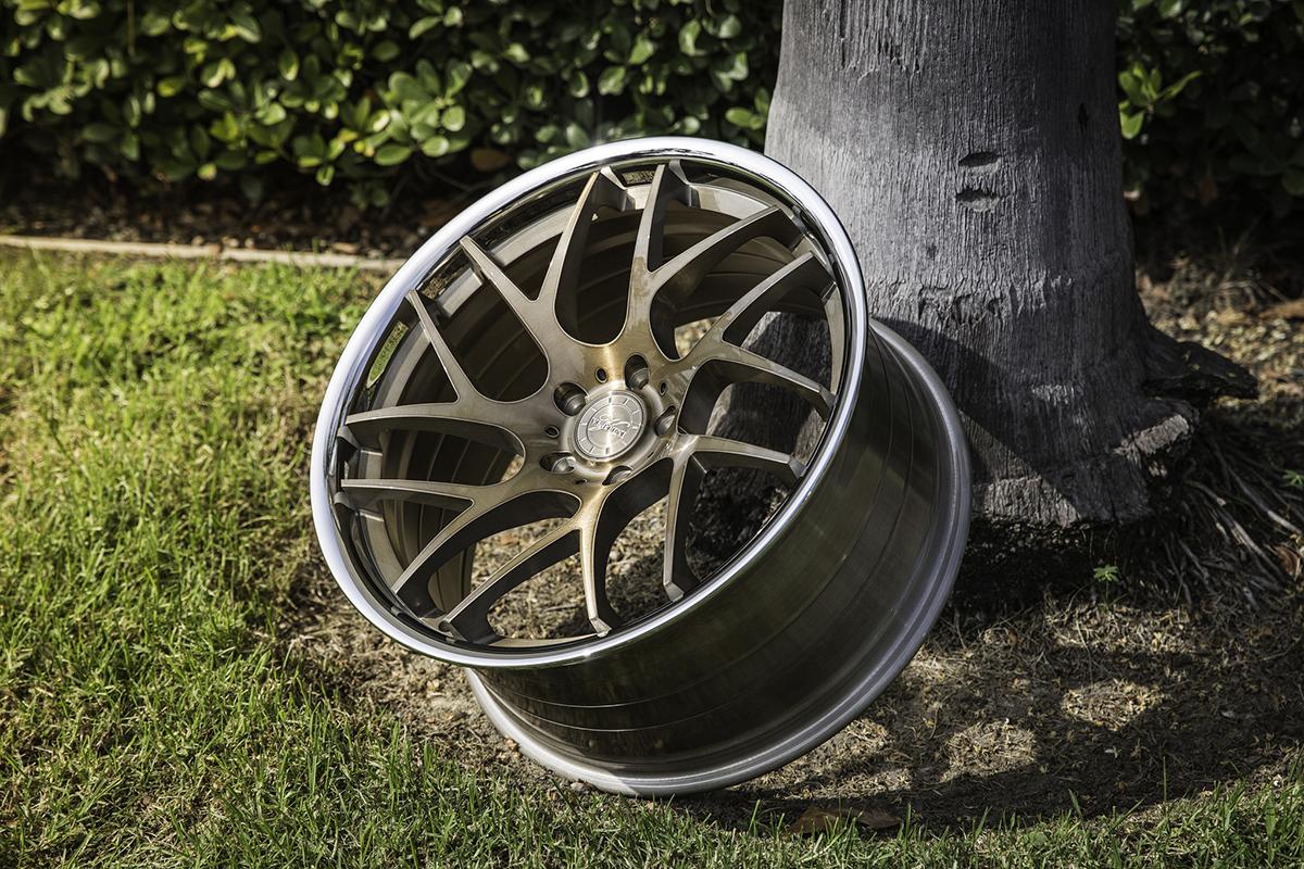 Vertini Wheels - Rotary Forged Series