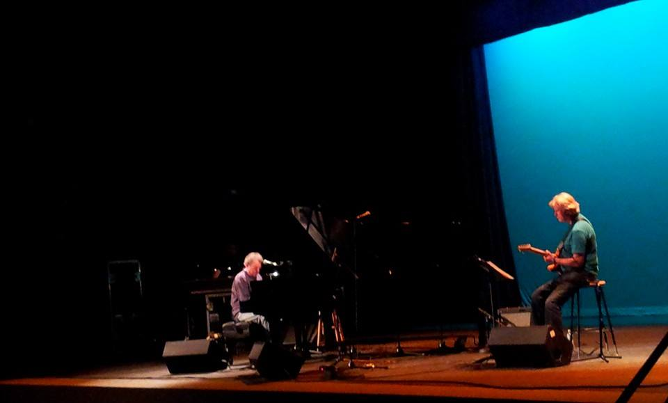 Jimmy Webb and Peter Huntington NY 2014.jpg