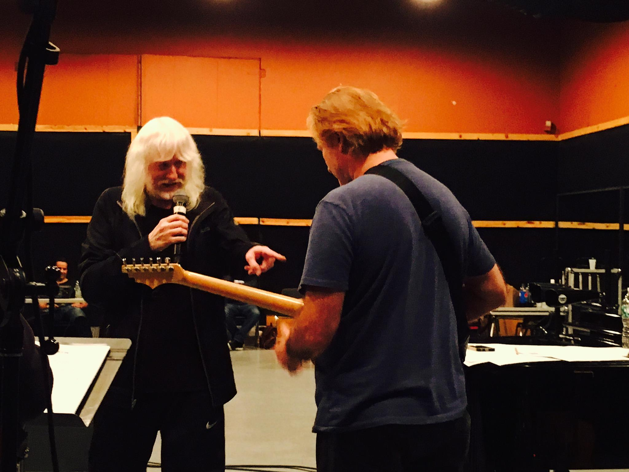 Edgar Winter and Peter Rehearsal.jpg