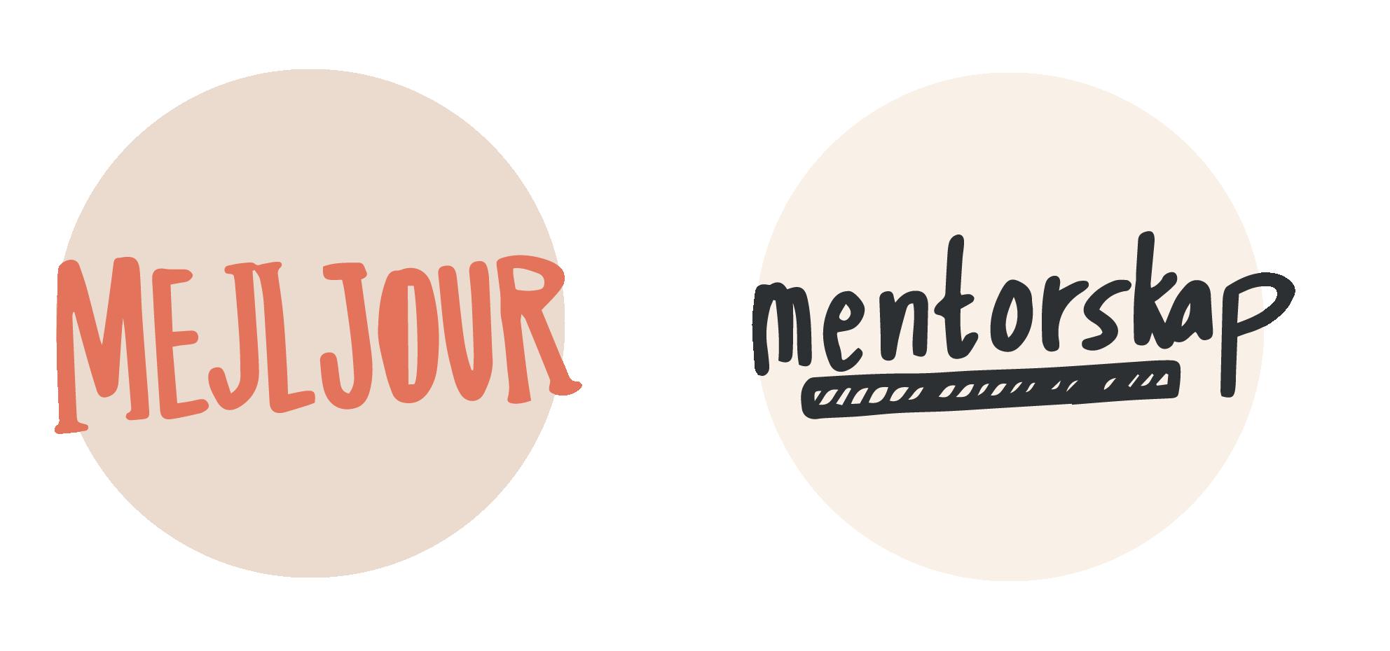 Mejljour och mentorskap för de som utsatts för sexuellt våld.
