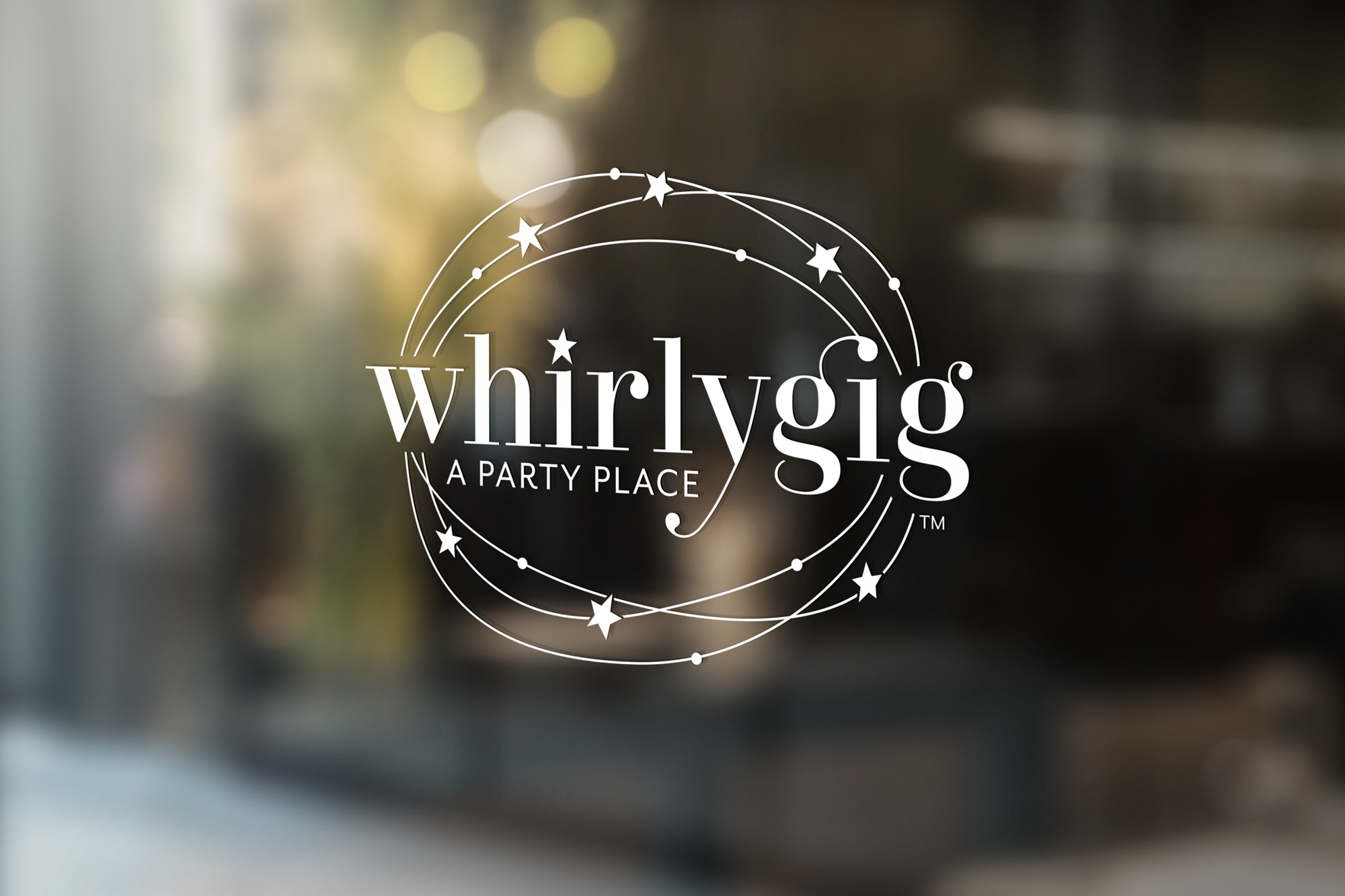 Whirlygig Brand Identity Design | Curious & Co. Creative