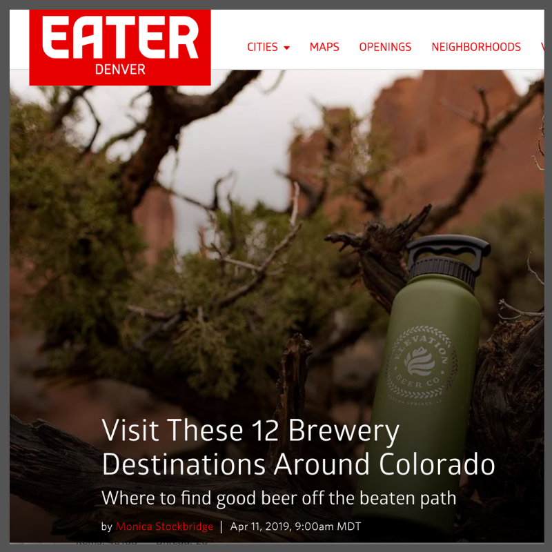 Eater Denver_Destination Breweries
