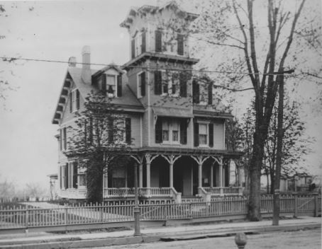 Front Street House