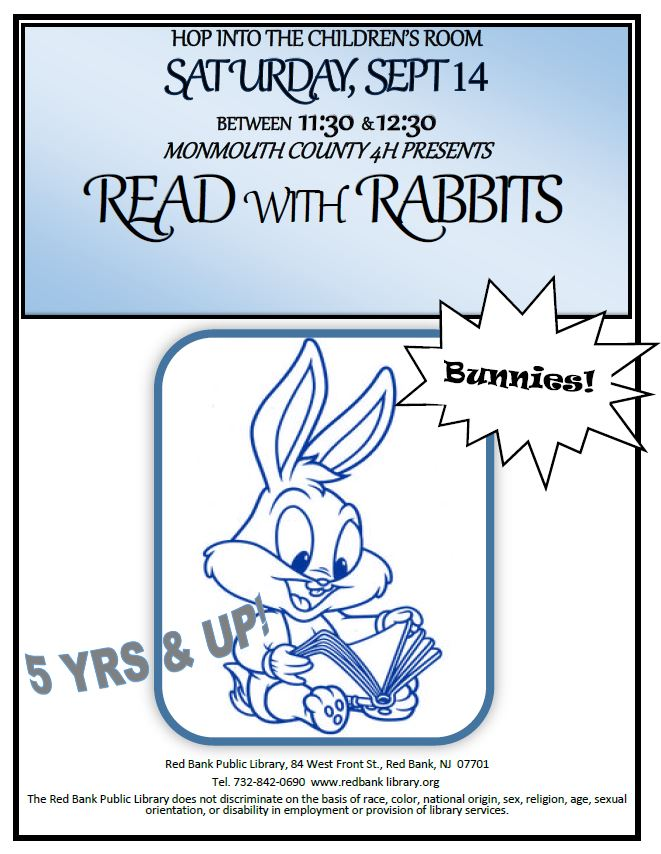 READ WITH RABBITS 091419.jpg
